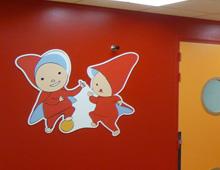 Crèches – Les Petits Chaperons Rouges