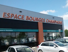 Espace Bourges-Champagne